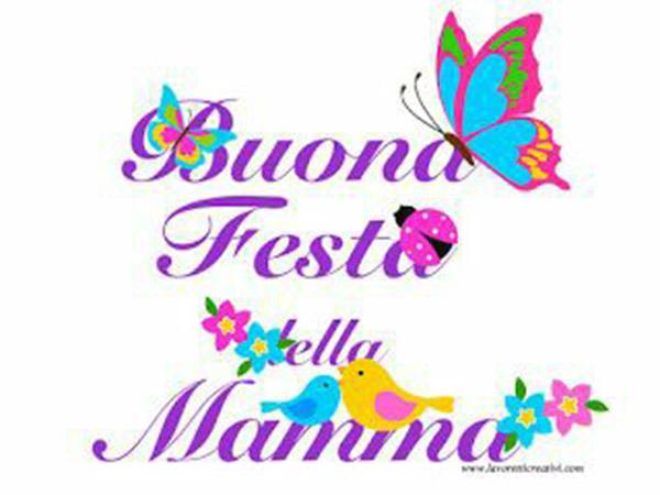 Buona Festa Della Mamma Belle Immagini Con Farfalle