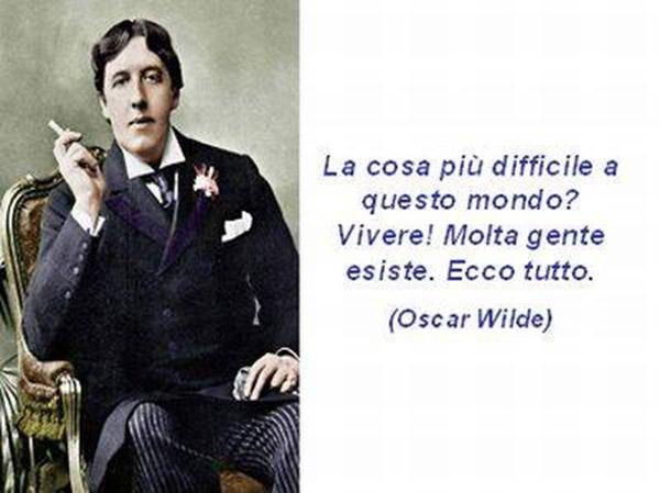 Frasi Di Natale Oscar Wilde.Citazioni Frasi Gratis Di Oscar Wilde Vivere Bellissimeimmagini It
