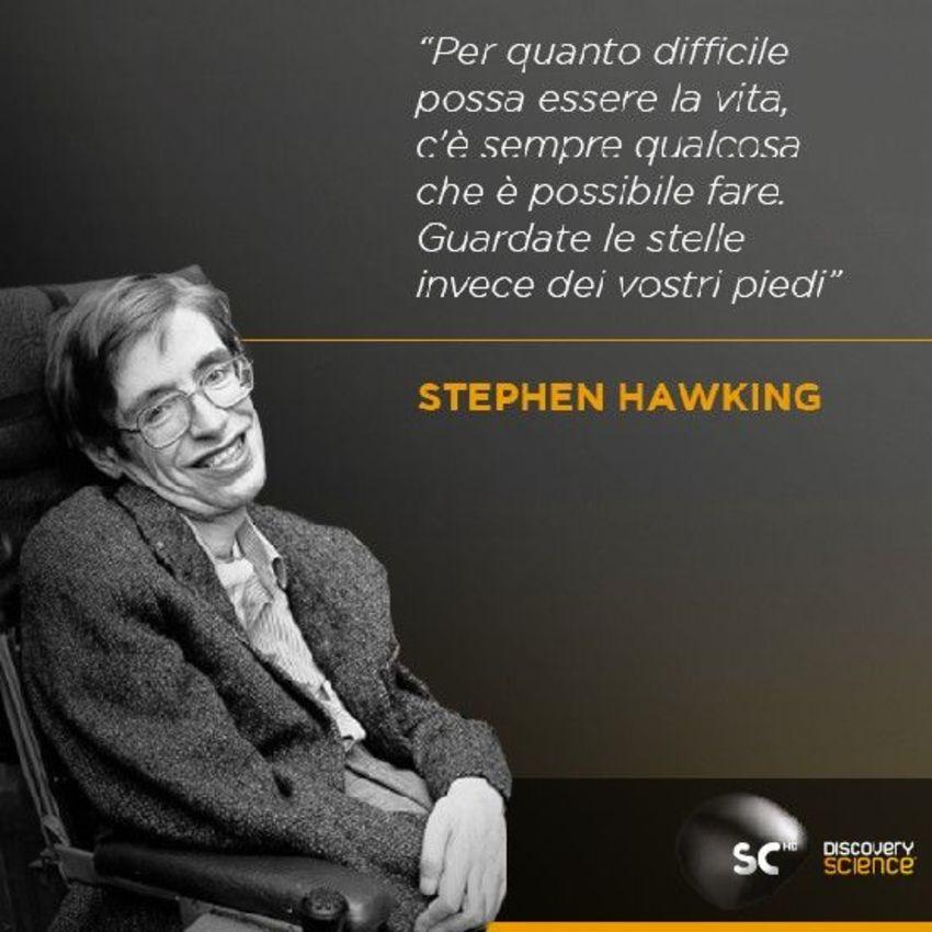 Citazioni Motivazionali Di Stephen Hawking Bellissimeimmagini It