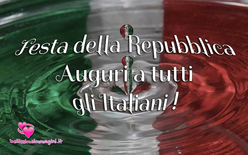 Frasi Immagini nuove per Festa della Repubblica