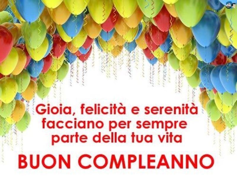 Frasi Belle Buon Compleanno Con I Palloncini 6