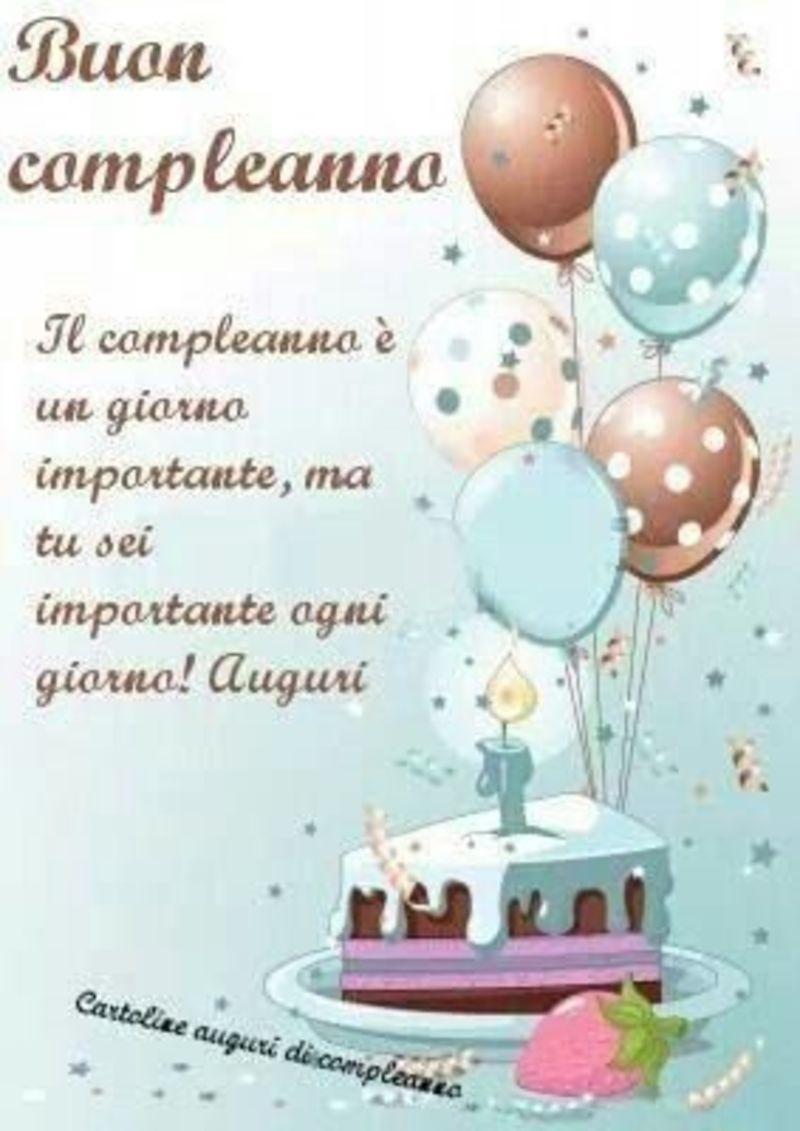Frasi Gratis Buon Compleanno Auguri 1 Bellissimeimmagini It