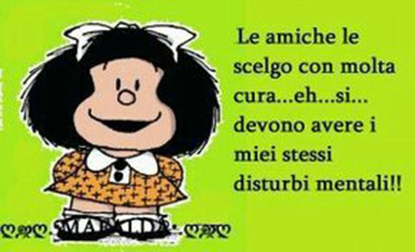 Frasi simpatiche sull 39 amicizia con mafalda for Buon weekend immagini simpatiche