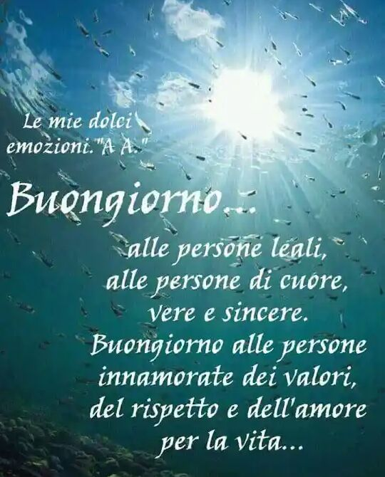 Immagine Del Buongiorno Con Frase Bellissima Bellissimeimmagini It