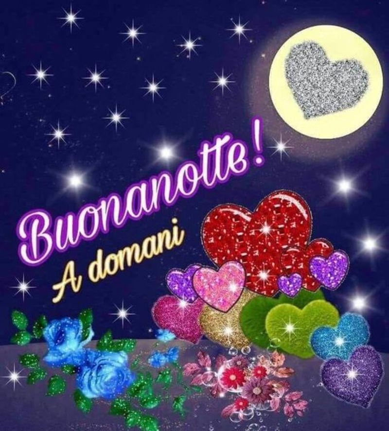 Frasi Buonanotte Amore Mio Mi Manchi Archives Bellissimeimmagini It
