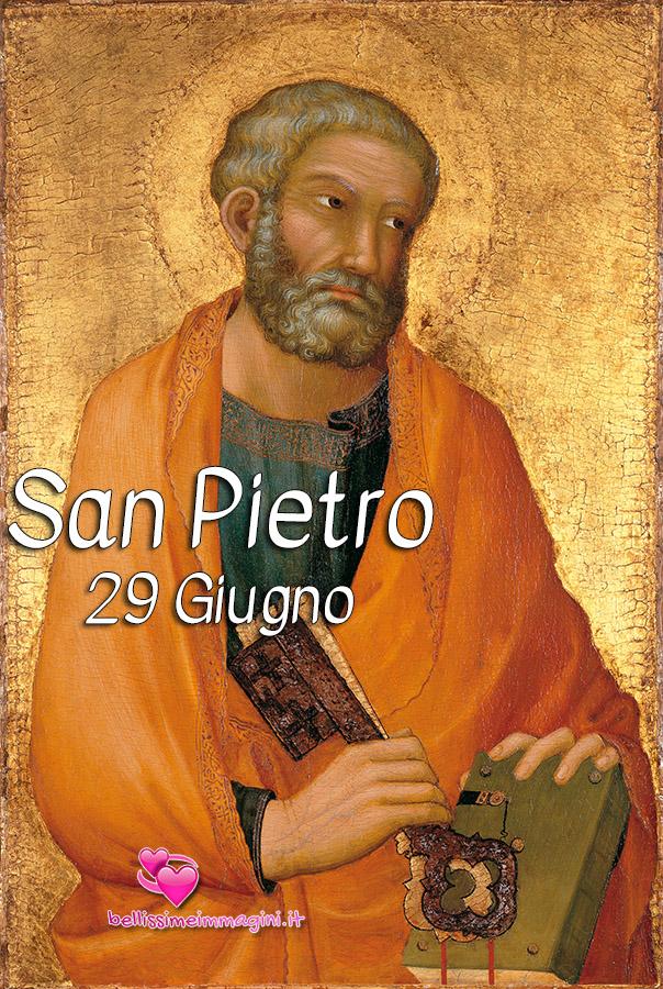 Immagini Santi San Pietro 29 Giugno