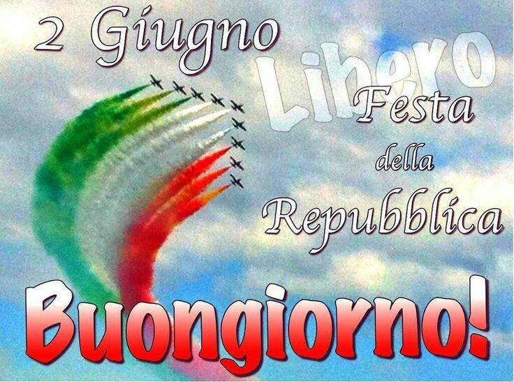 Immagini auguri Facebook Festa della Repubblica