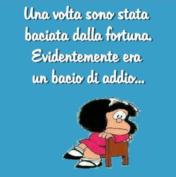 Immagini Divertenti Da Condividere Mafalda E La Fortuna