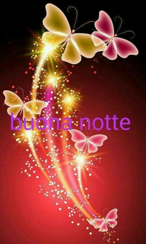 Immagini Per Buonanotte Con Le Farfalle Bellissimeimmagini It