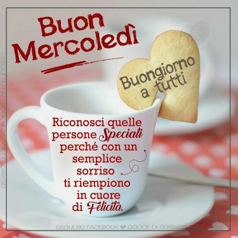 Buon Mercoledì Caffè Bellissimeimmaginiit