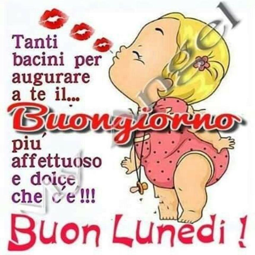 Buongiorno buon luned amore mio 1 for Immagini buon lunedi amici