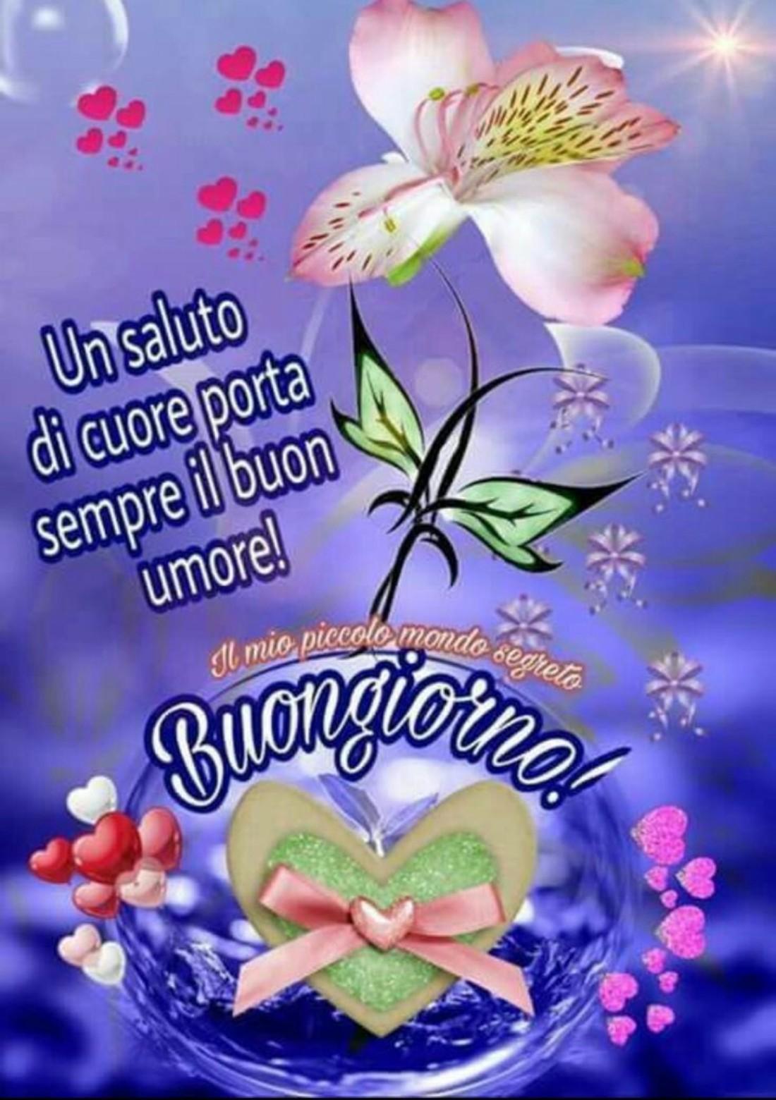Frasi Buongiorno Ad Una Persona Speciale 8010 Archives