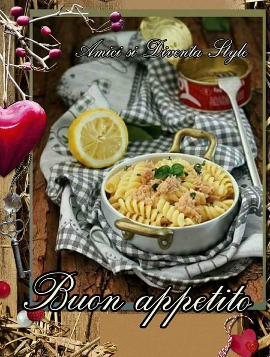 Immagini Buon Appetito WhatsApp 4755