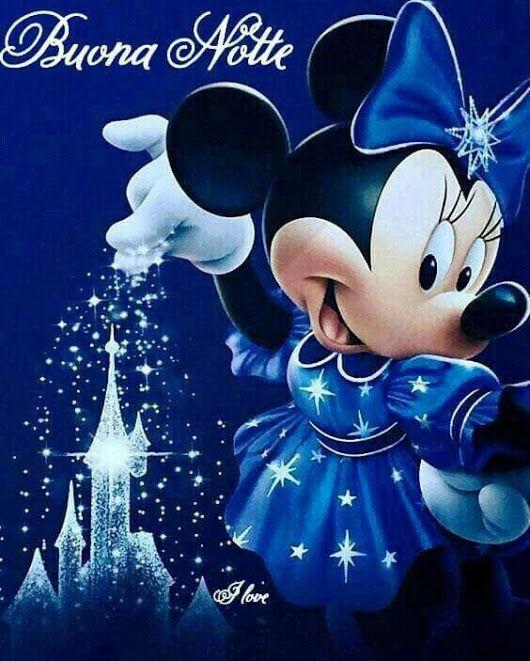 Immagini Buonanotte Disney