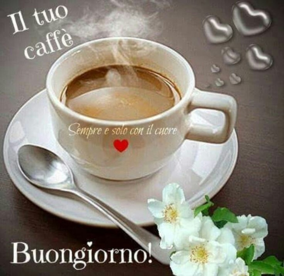 Immagini Buongiorno Caffe Caldo Inverno Bellissimeimmagini It