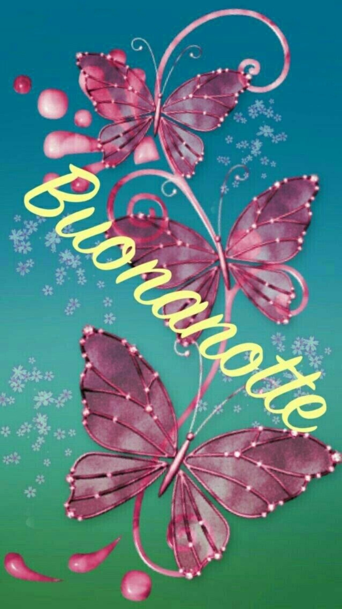 Immagini Della Buonanotte Con Le Farfalle 2