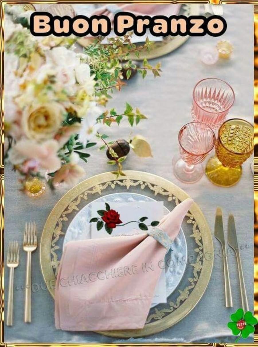 Immagini gratis Buon Pranzo a tutti 6781