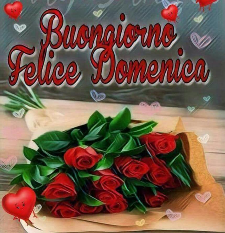 Immagini per Buona Domenica con i fiori (1)