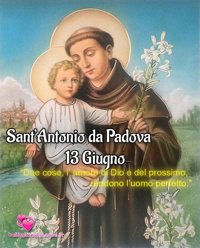 Sant'Antonio da Padova immagini bellissime da condividere gratis