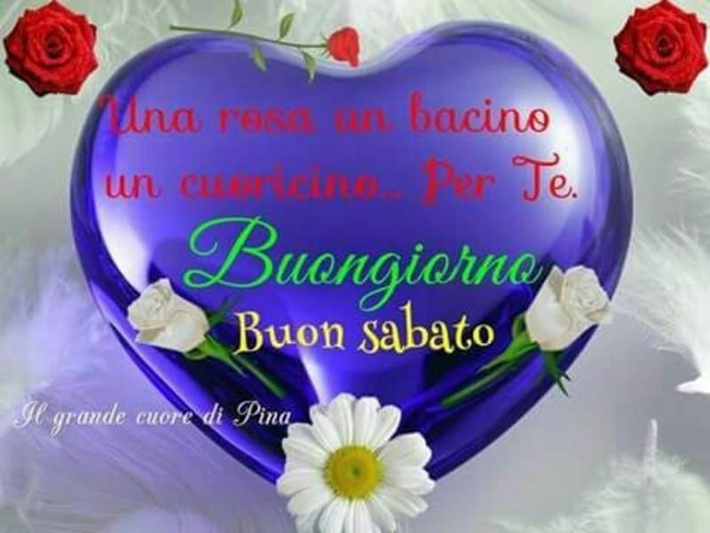 Buon Sabato Amore Mio Ti Amo 1 Bellissimeimmagini It
