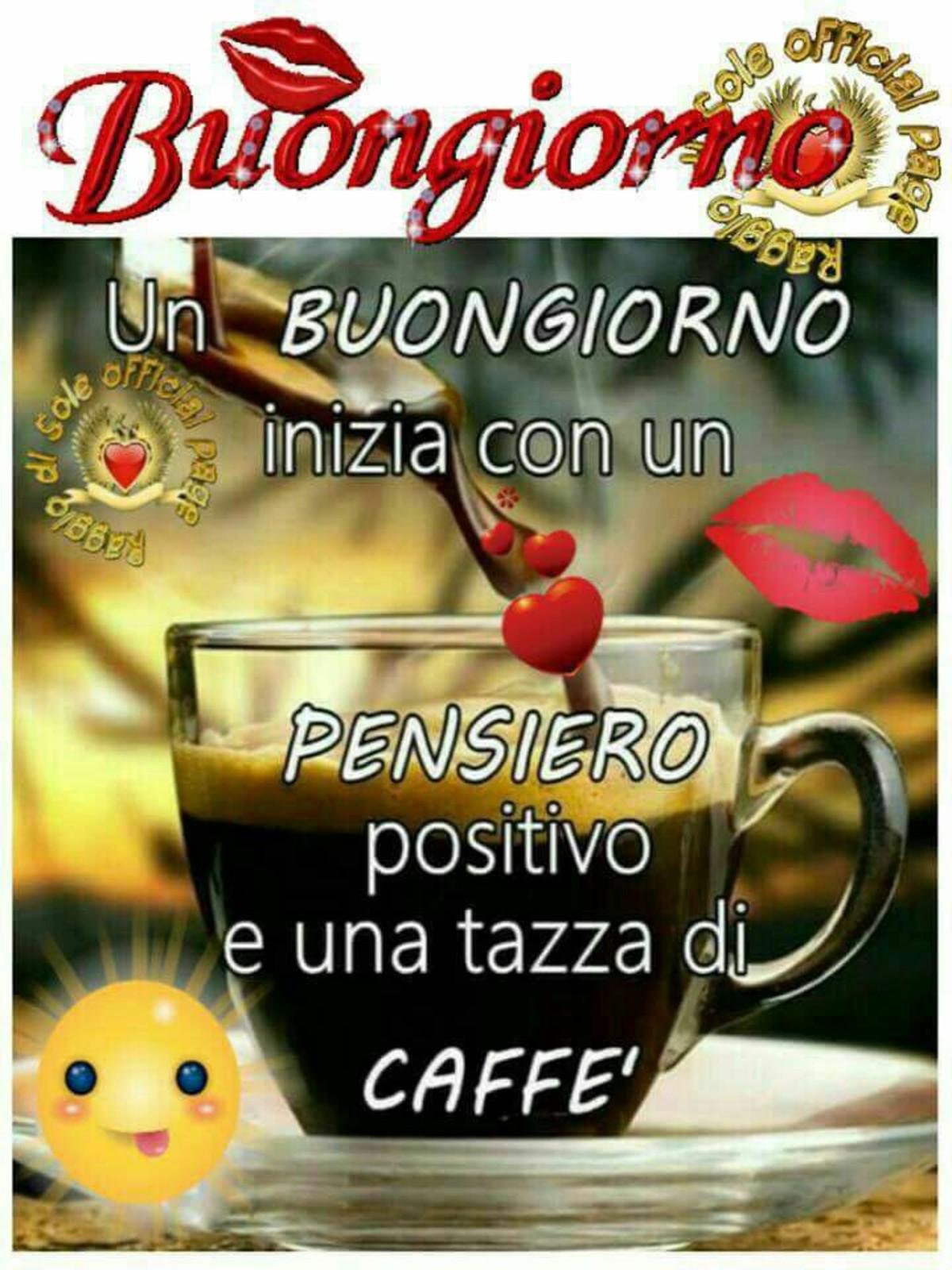 Buongiornissimo caffè immagini 9