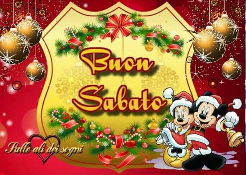 Immagini Del Buongiorno Di Natale.Buongiorno Buon Sabato Di Natale 1 Bellissimeimmagini It