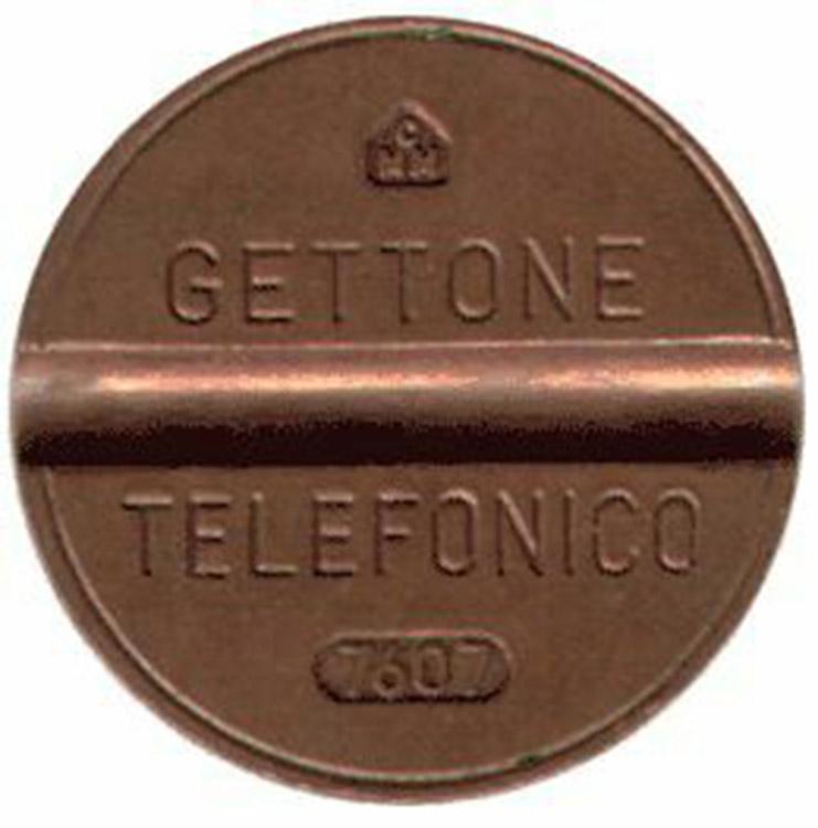 Gettone telefonico immagini da condividere gratis anni 90 2000
