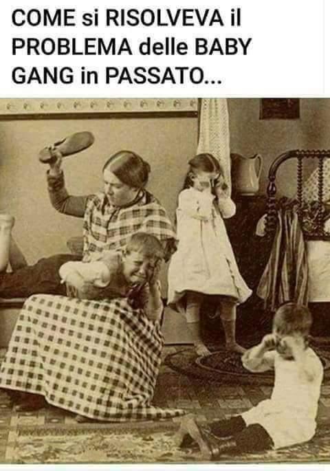 Immagini divertenti da ridere come eravamo anni fa