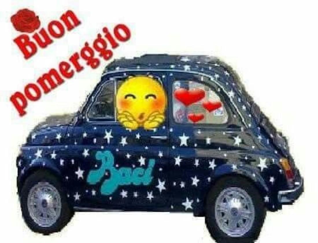 Immagini buon pomeriggio per whatsapp 7811