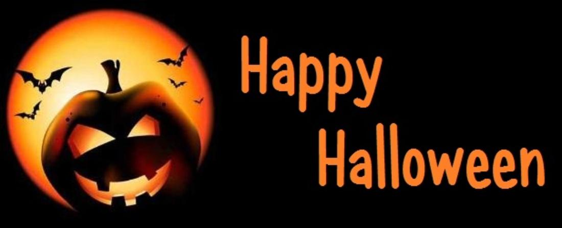31 ottobre Buon Halloween amici