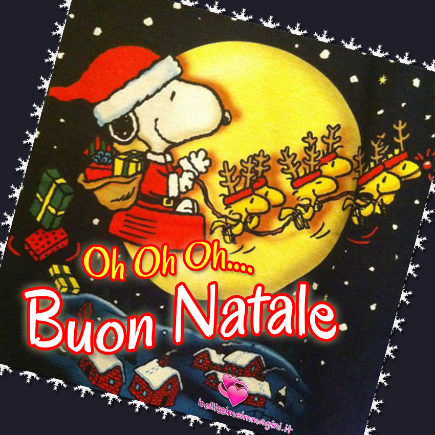 Bellissime immagini Buon Natale