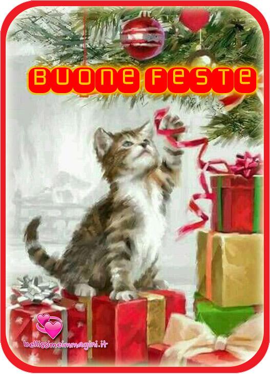 Buone Feste immagini nuove per Natale