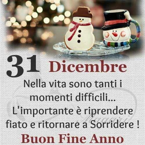 31 Dicembre Buon Fine Anno