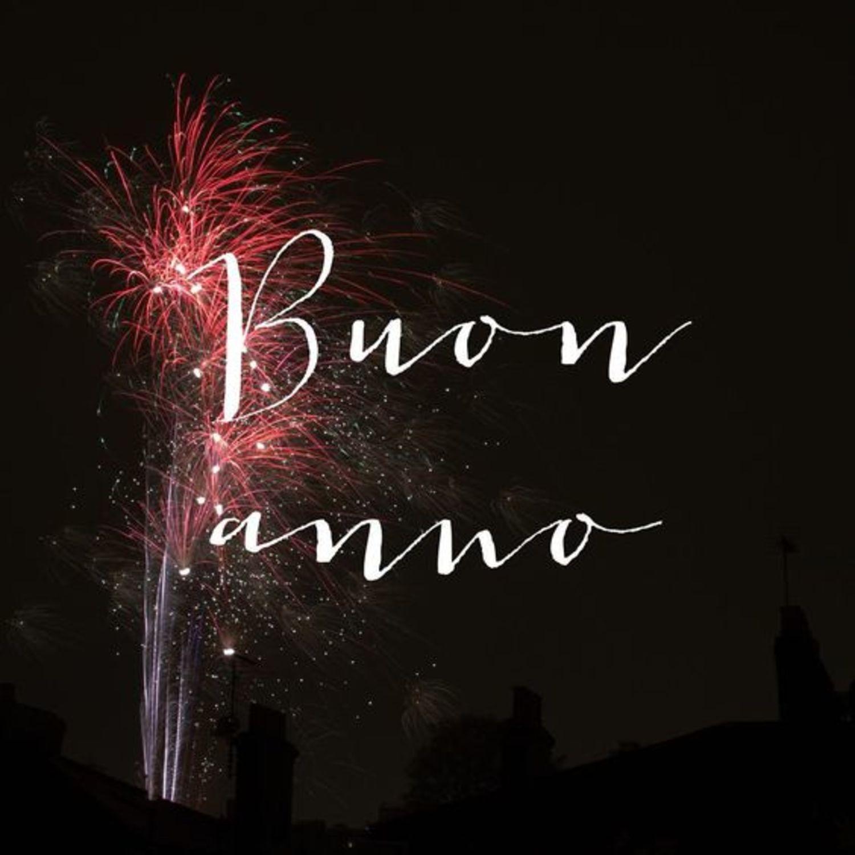 Buon Anno Tumblr