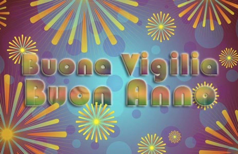 Buona Vigilia Buon Anno