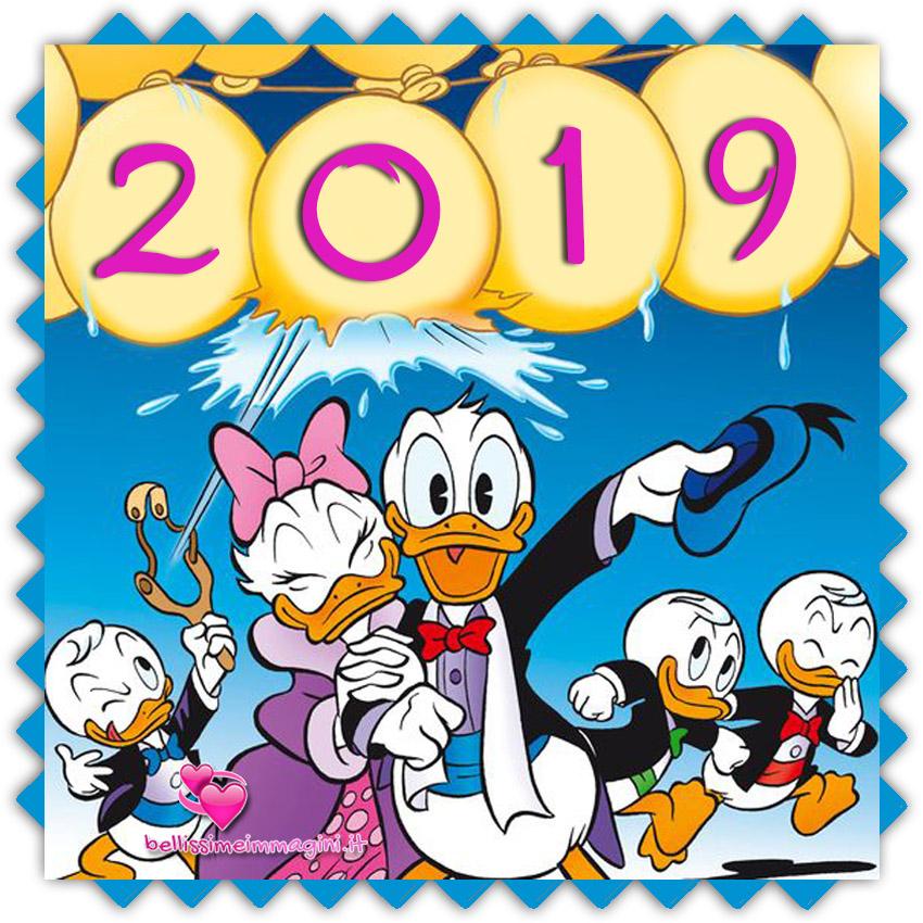 Immagini bellissime per auguri di Capodanno Buon 2019