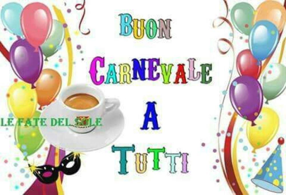 Buon Carnevale a tutti