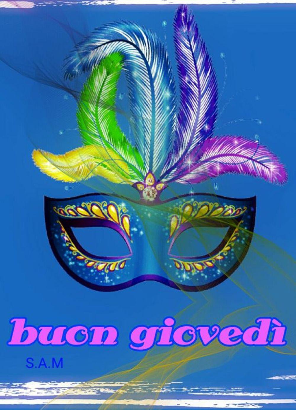 Buon Giovedì Grasso a tutti