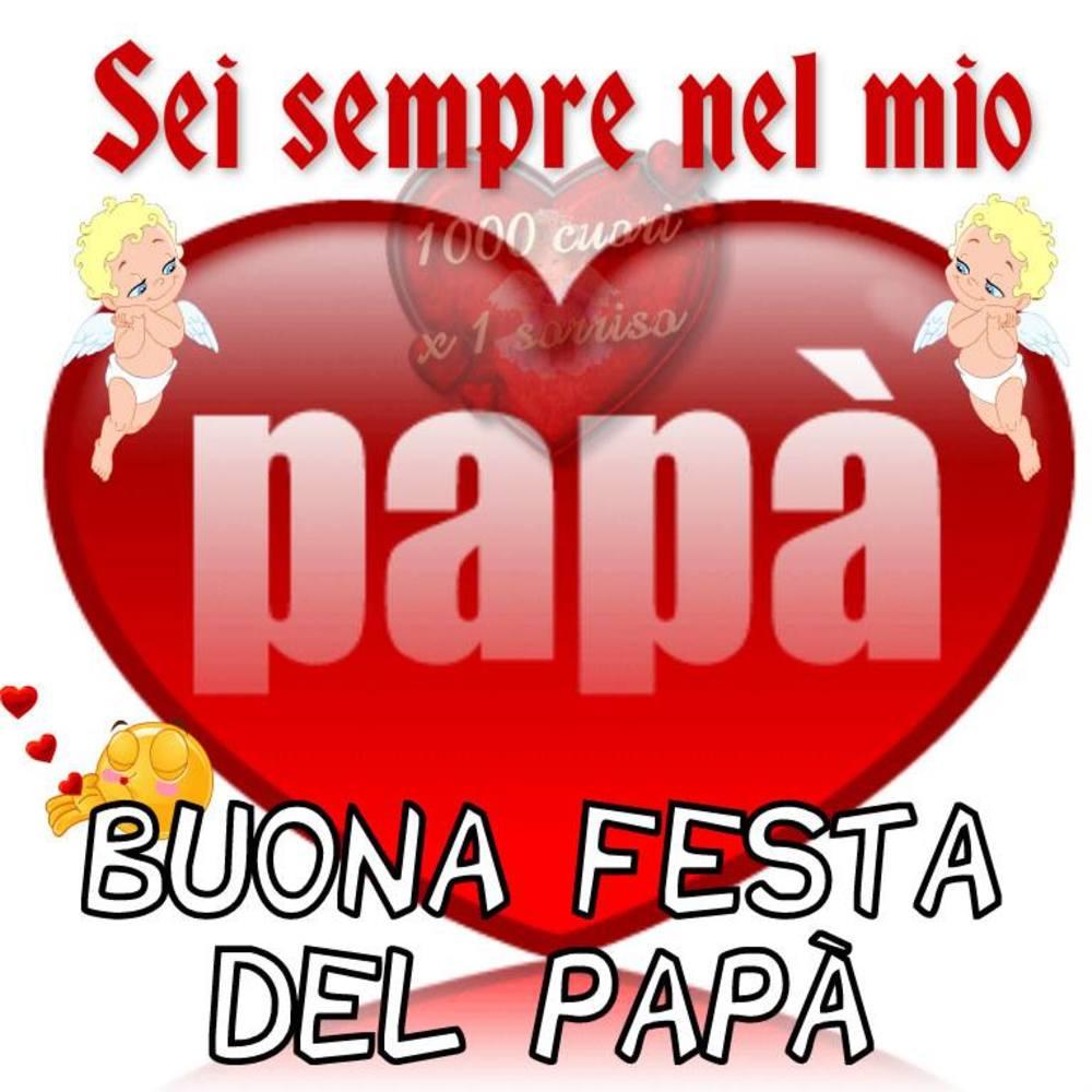 Auguri papà Festa del papà
