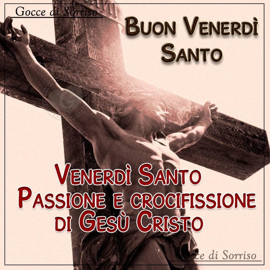 Buon Venerdi Santo Immagini Gratis Bellissimeimmagini It