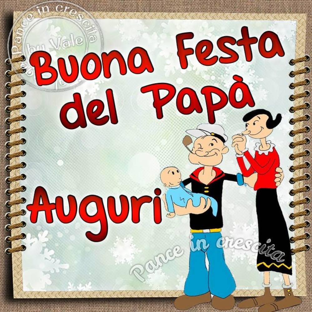 Buona Festa Del Papà Auguri Bellissimeimmaginiit