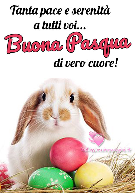 Buona Pasqua a tutti immagini belle