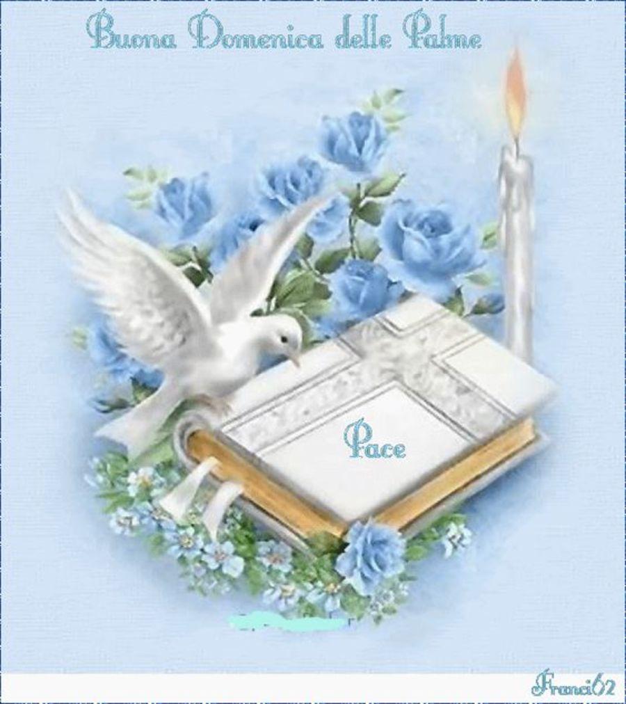 Cartoline Per Buona Domenica Delle Palme 938