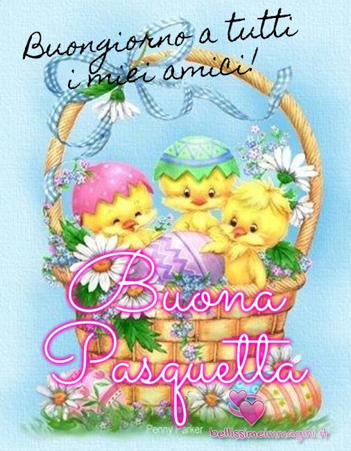 Immagini nuove di auguri per Buona Pasquetta