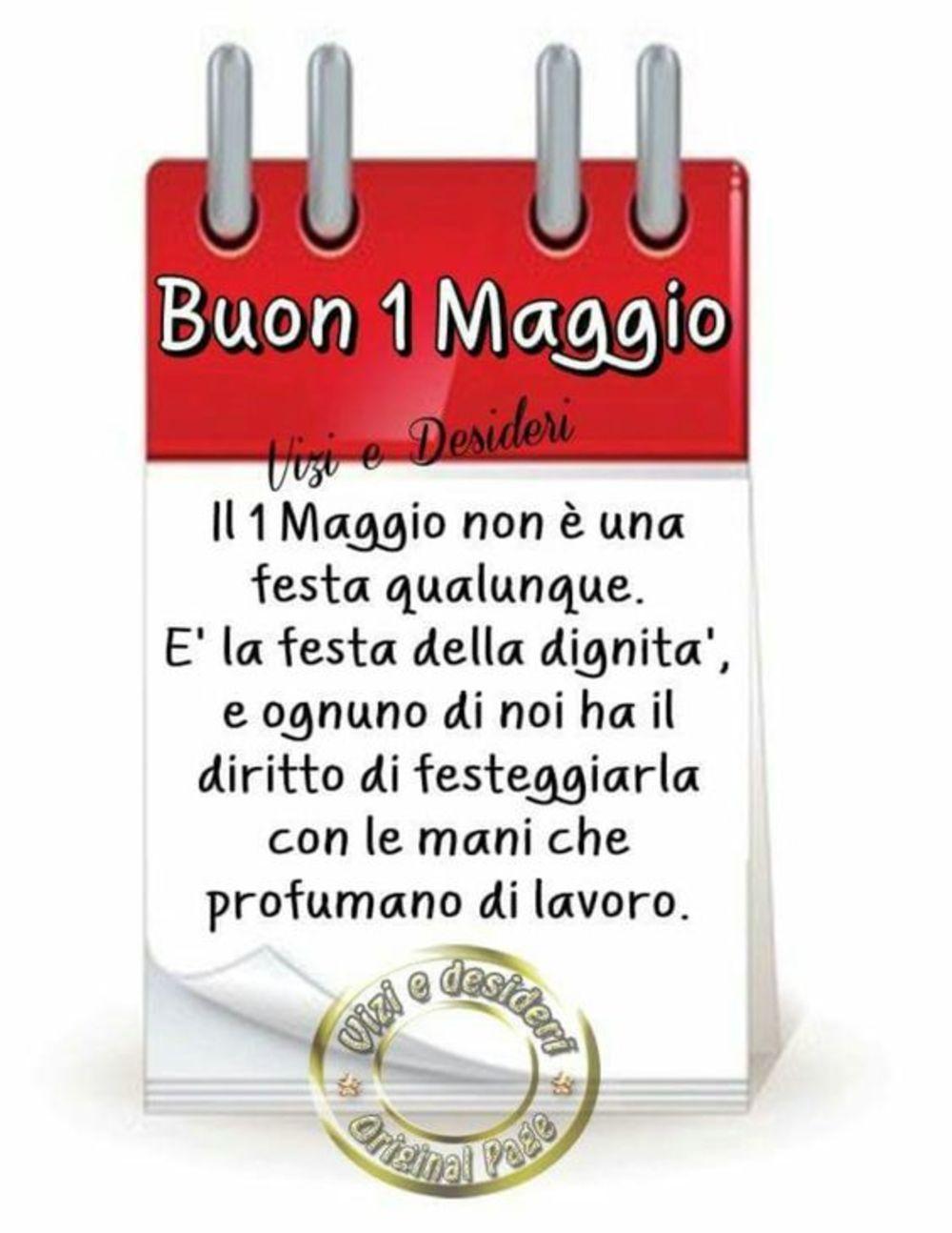 Buon 1 Maggio Facebook 1