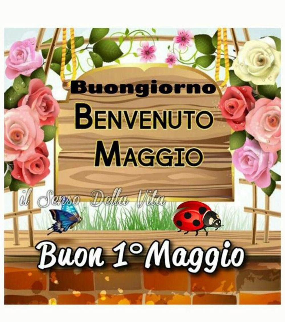 Buongiorno e Buon Primo Maggio 5 - BellissimeImmagini.it